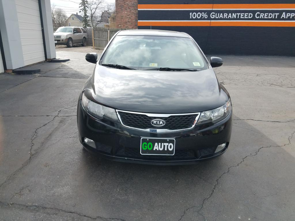 2012 KIA FORTE **No Credit Score required** for sale at GO! Auto Store
