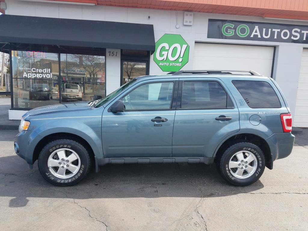 2011 FORD ESCAPE *NO CREDIT SCORE REQUIRED* for sale at GO! Auto Store