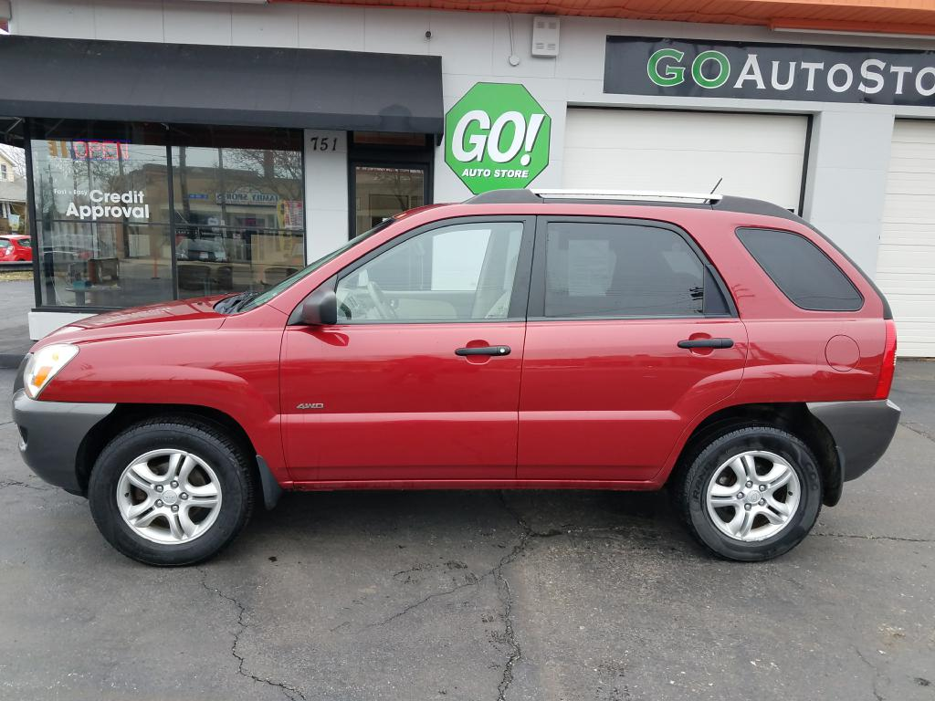 2007 KIA SPORTAGE **Zero Down Bad Credit OK** for sale at GO! Auto Store