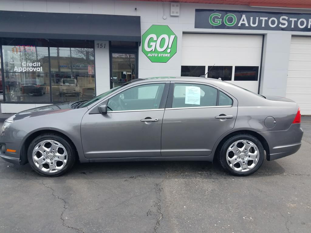 2011 FORD FUSION SE for sale at GO! Auto Store