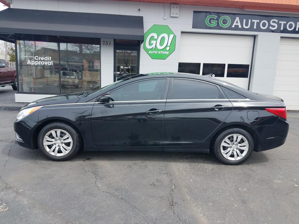 2011 HYUNDAI SONATA GLS for sale at GO! Auto Store