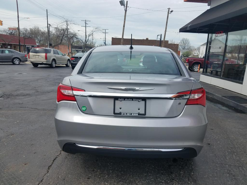 2013 CHRYSLER 200 TOURING for sale at GO! Auto Store