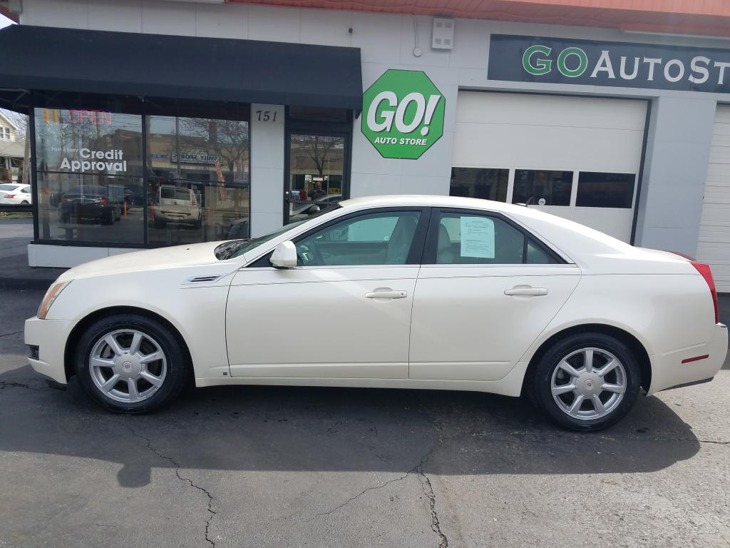 2008 CADILLAC CTS  for sale at GO! Auto Store
