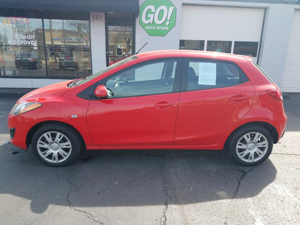 2014 MAZDA MAZDA2 SPORT for sale at GO! Auto Store