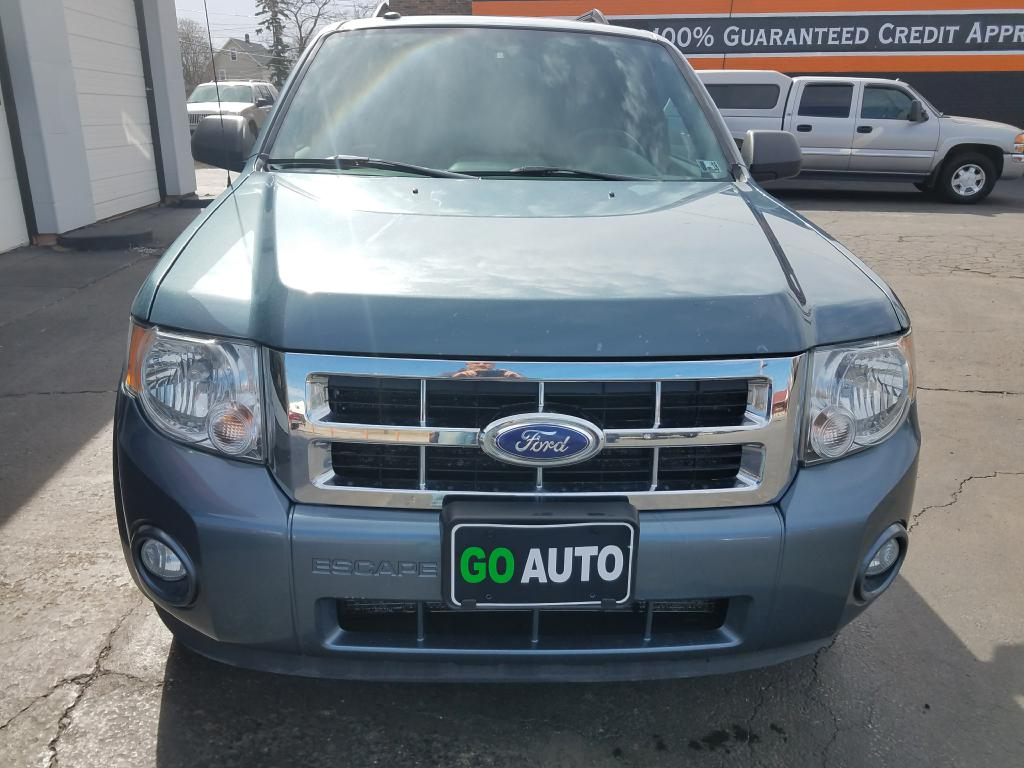 2012 FORD ESCAPE XLT for sale at GO! Auto Store