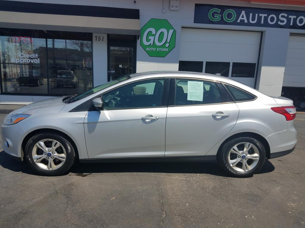 2013 FORD FOCUS SE for sale at GO! Auto Store
