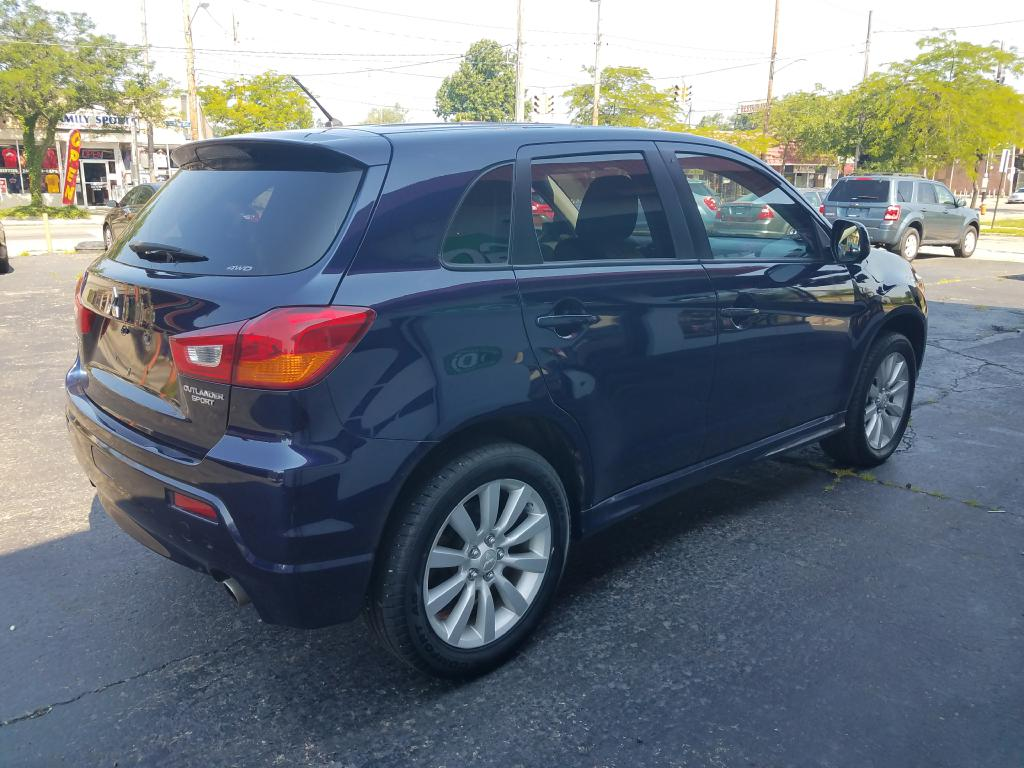 2011 MITSUBISHI OUTLANDER SPORT **=NO CREDIT SCORE REQUIRED** for sale at GO! Auto Store