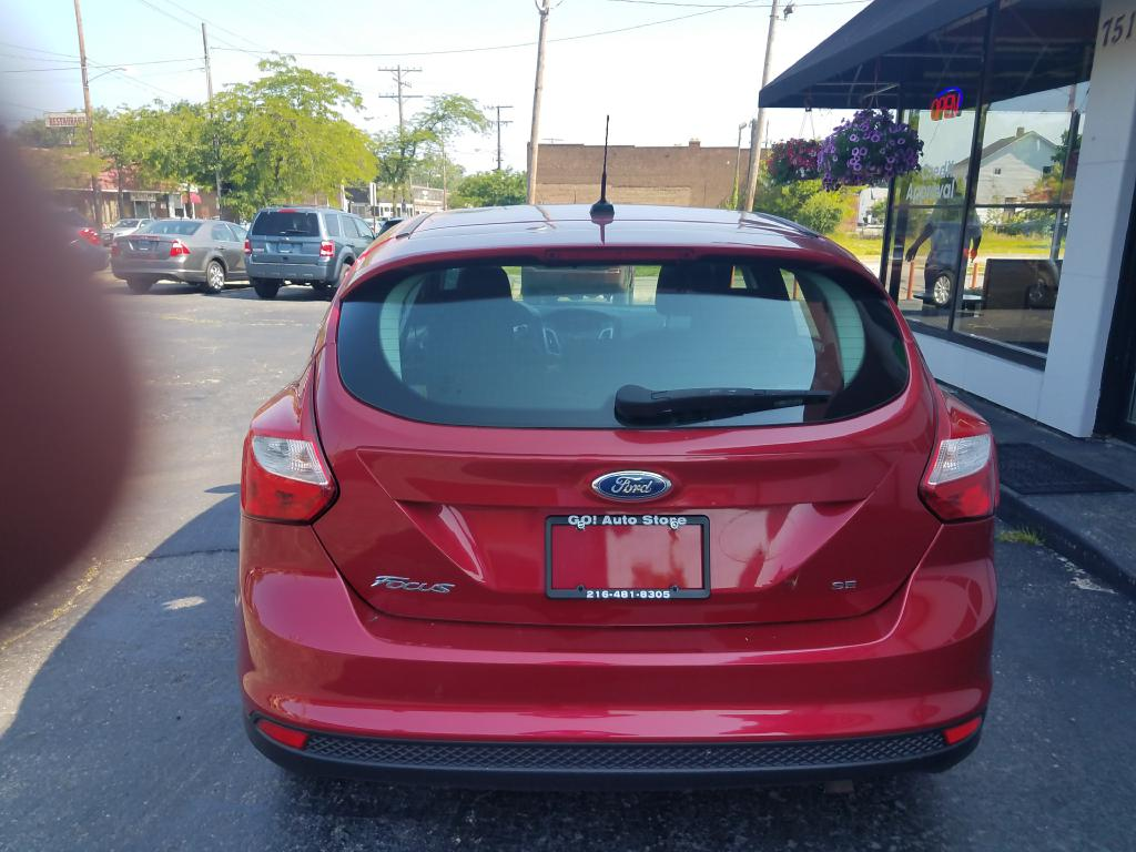 2012 FORD FOCUS SE for sale at GO! Auto Store
