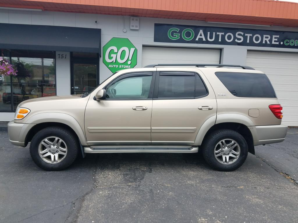 2004 TOYOTA SEQUOIA SR5 for sale at GO! Auto Store