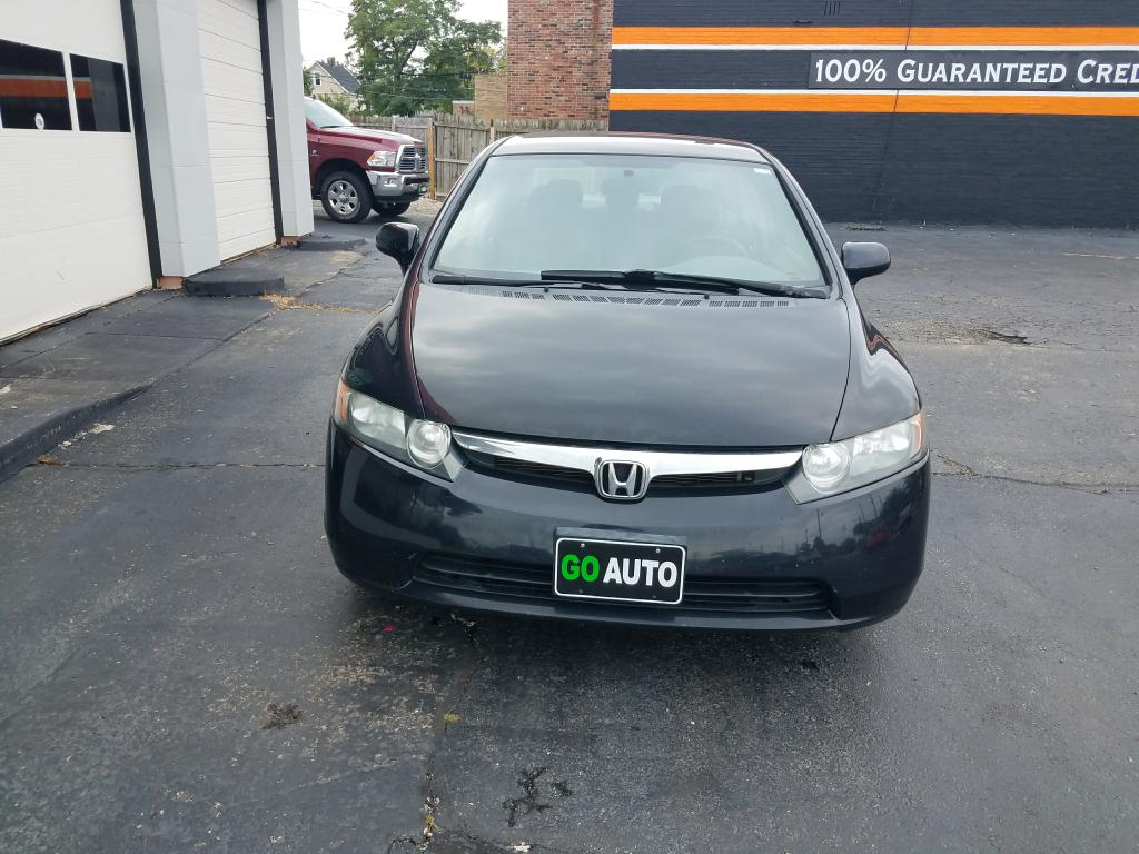 2008 HONDA CIVIC LX for sale at GO! Auto Store