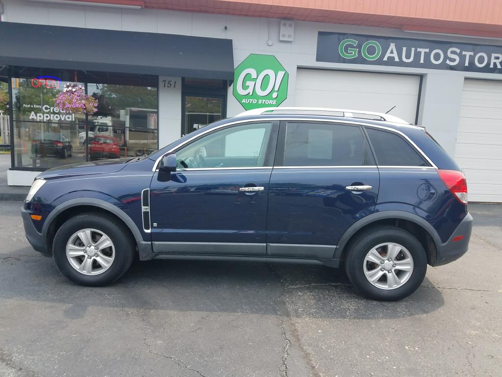 2008 SATURN VUE XE for sale at GO! Auto Store
