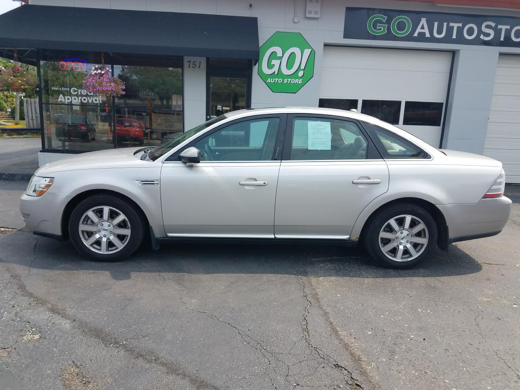 2008 FORD TAURUS SEL for sale at GO! Auto Store