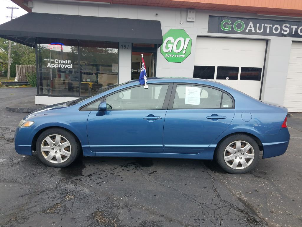 2009 HONDA CIVIC LX for sale at GO! Auto Store