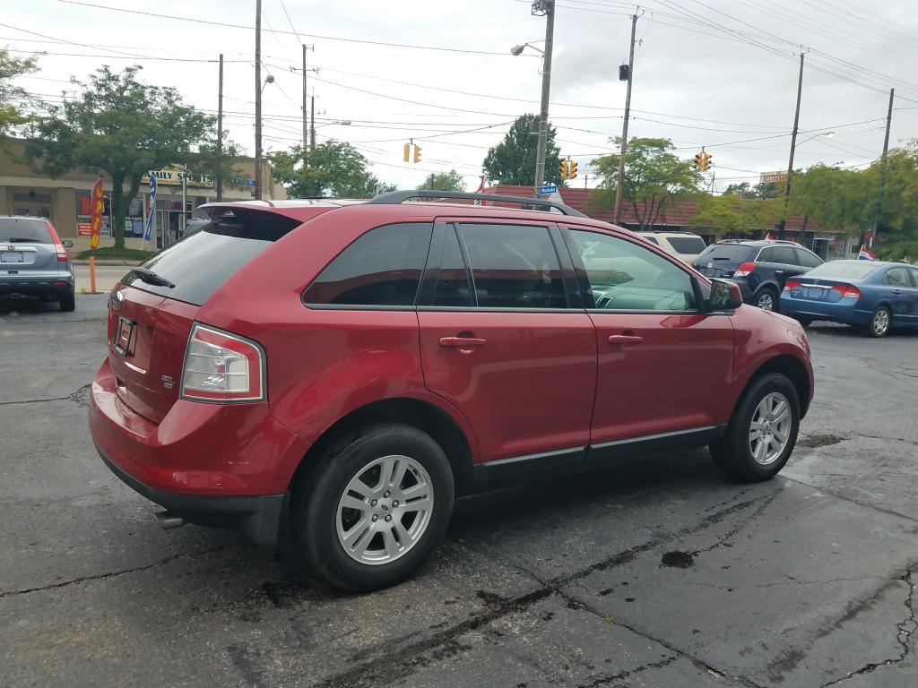 2008 FORD EDGE SEL for sale at GO! Auto Store