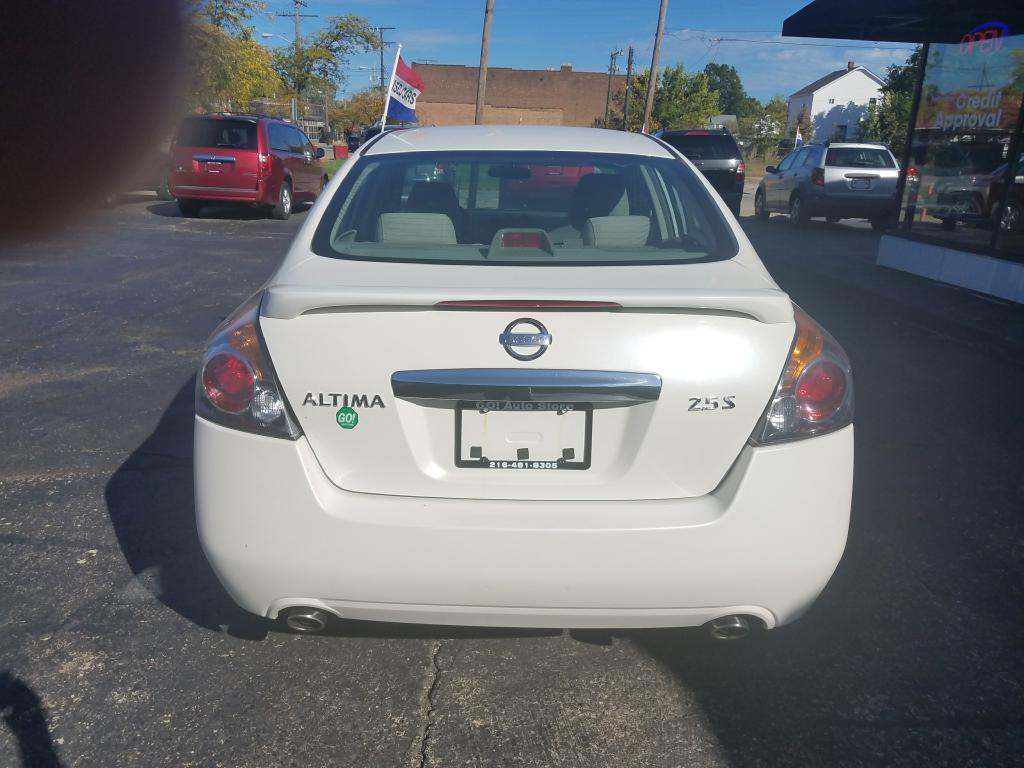 2010 NISSAN ALTIMA BASE for sale at GO! Auto Store