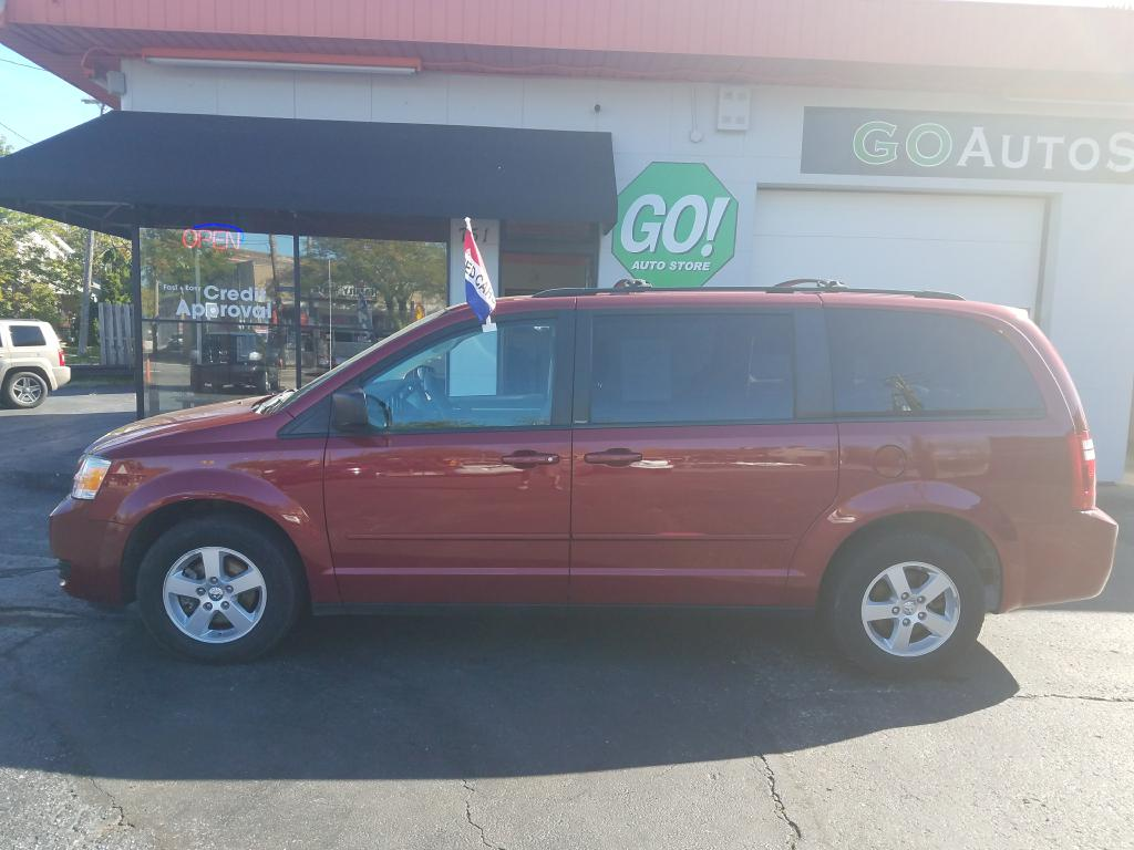 2010 DODGE GRAND CARAVAN HERO for sale at GO! Auto Store