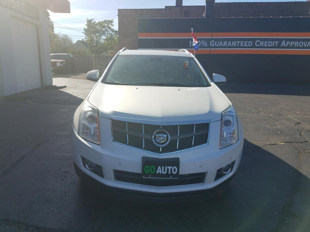 2012 CADILLAC SRX LUXURY COLLECTION for sale at GO! Auto Store