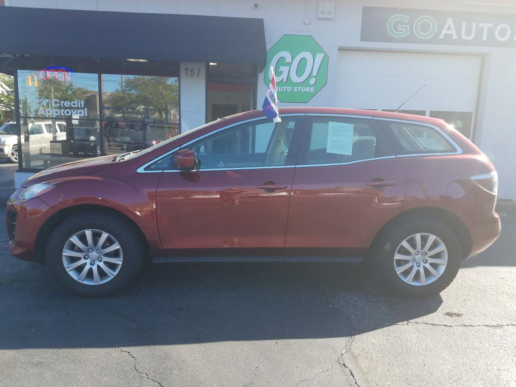 2011 MAZDA CX-7  for sale at GO! Auto Store