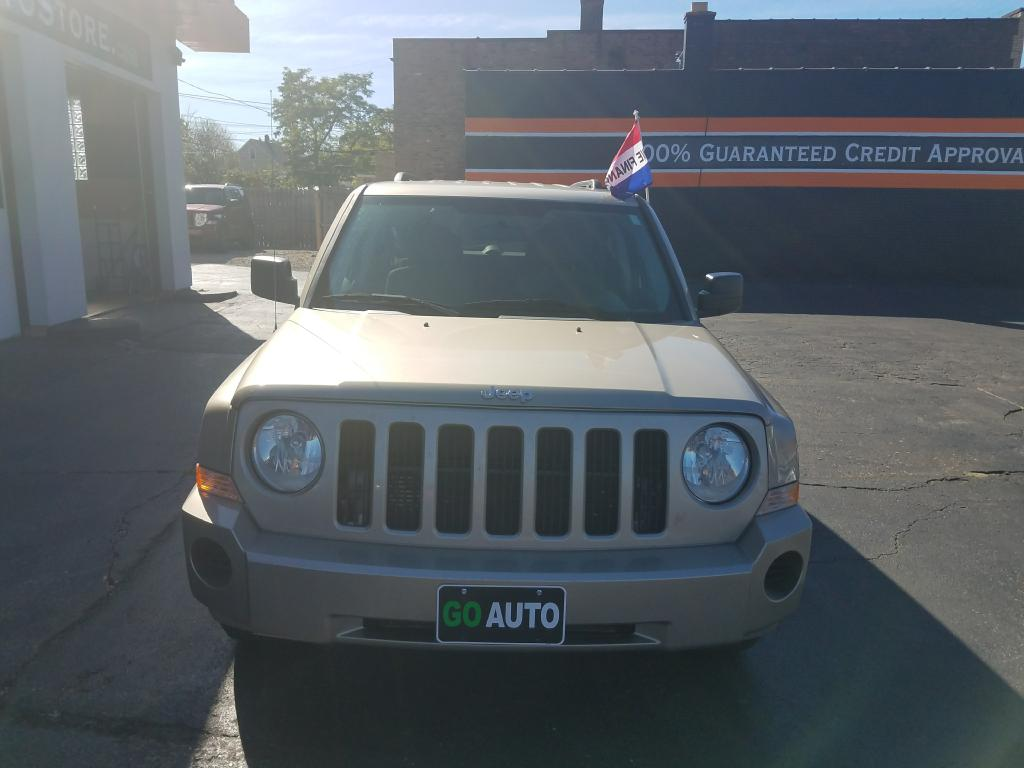 2010 JEEP PATRIOT SPORT for sale at GO! Auto Store