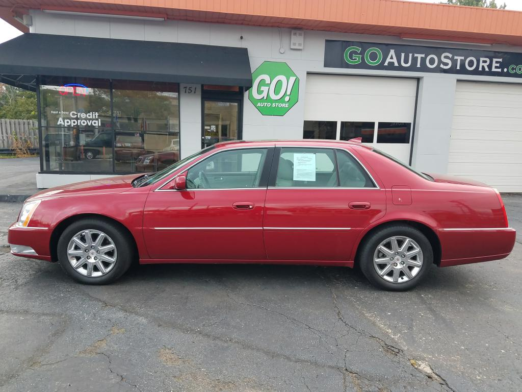 2011 CADILLAC DTS PREMIUM COLLECTION for sale at GO! Auto Store