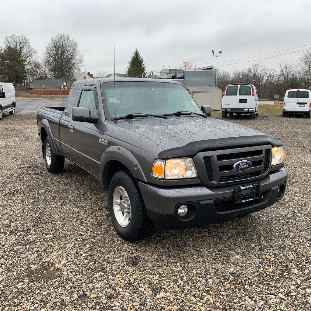 2010 FORD RANGER SUPER CAB