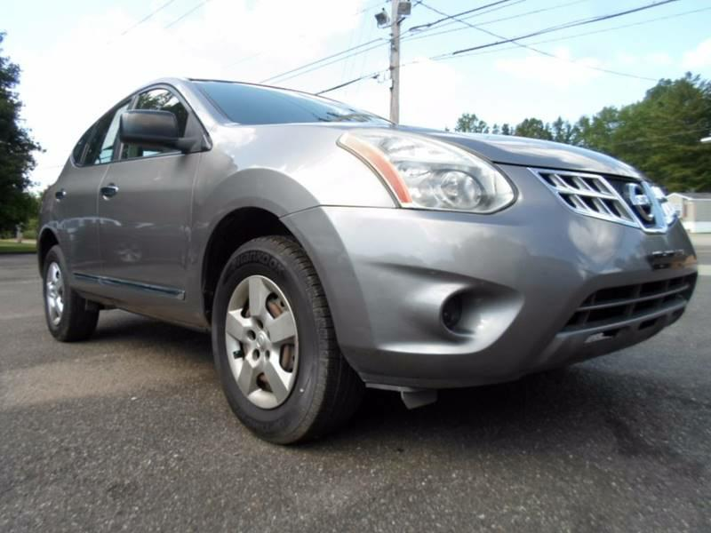 2011 NISSAN ROGUE S for sale at Stark Auto Sales