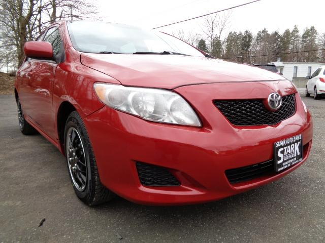 2010 TOYOTA COROLLA BASE for sale at Stark Auto Sales