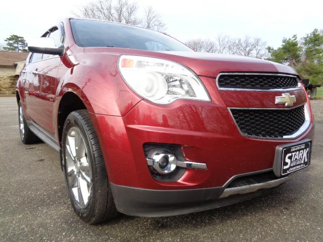 2010 CHEVROLET EQUINOX LTZ for sale at Stark Auto Sales