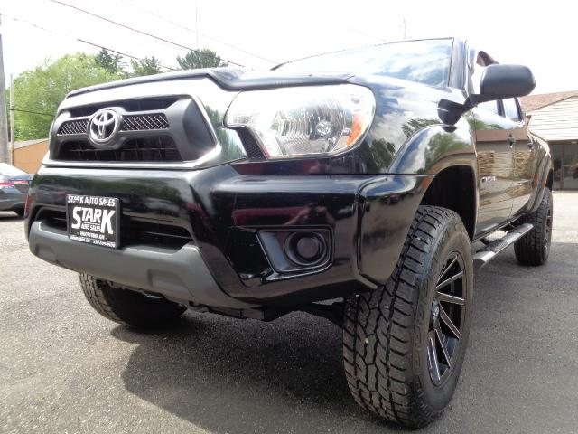 2012 TOYOTA TACOMA DOUBLE CAB LONG BED for sale at Stark Auto Sales