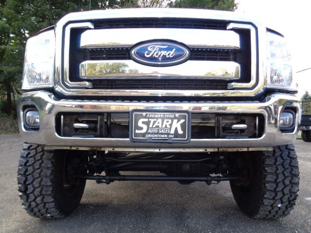 2011 FORD F350 SUPER DUTY for sale at Stark Auto Sales