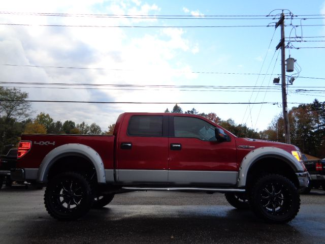 2011 FORD F150 SUPERCREW for sale at Stark Auto Sales