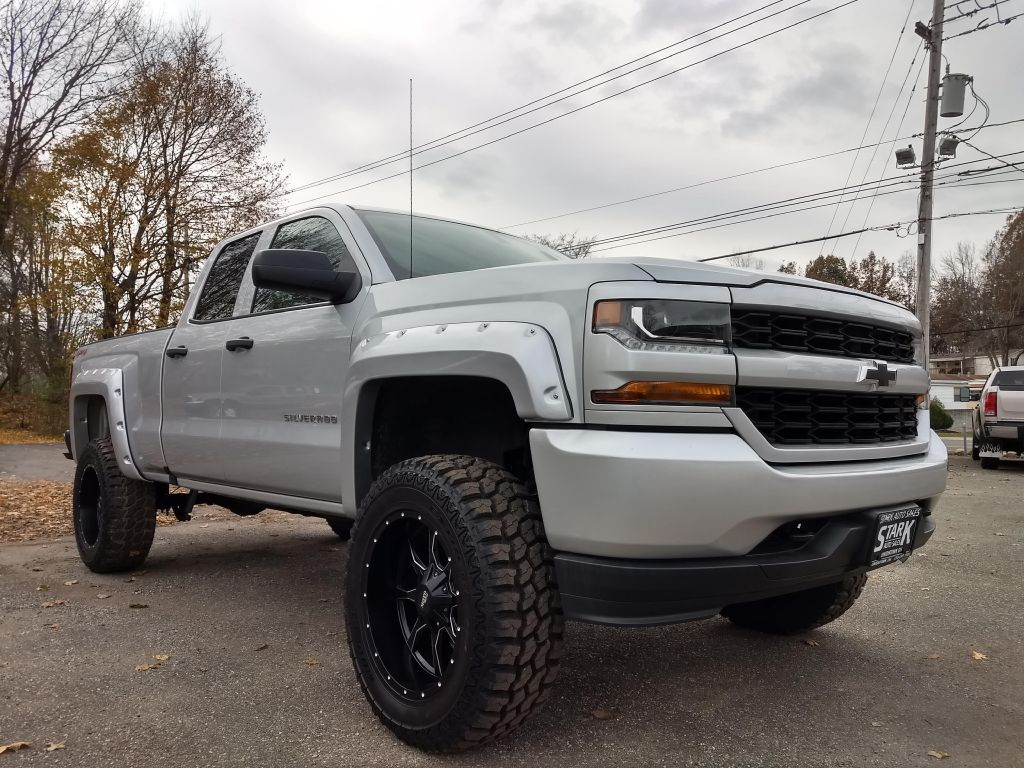 2016 CHEVROLET SILVERADO 1500  CUSTOM for sale at Stark Auto Sales