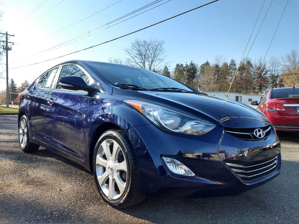 2013 HYUNDAI ELANTRA GLS for sale at Stark Auto Sales
