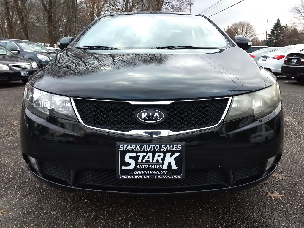 2010 KIA FORTE SX for sale at Stark Auto Sales