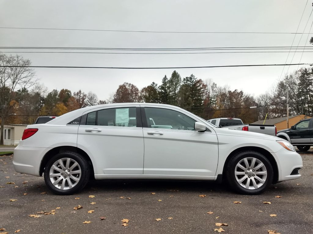 2012 CHRYSLER 200 TOURING for sale at Stark Auto Sales