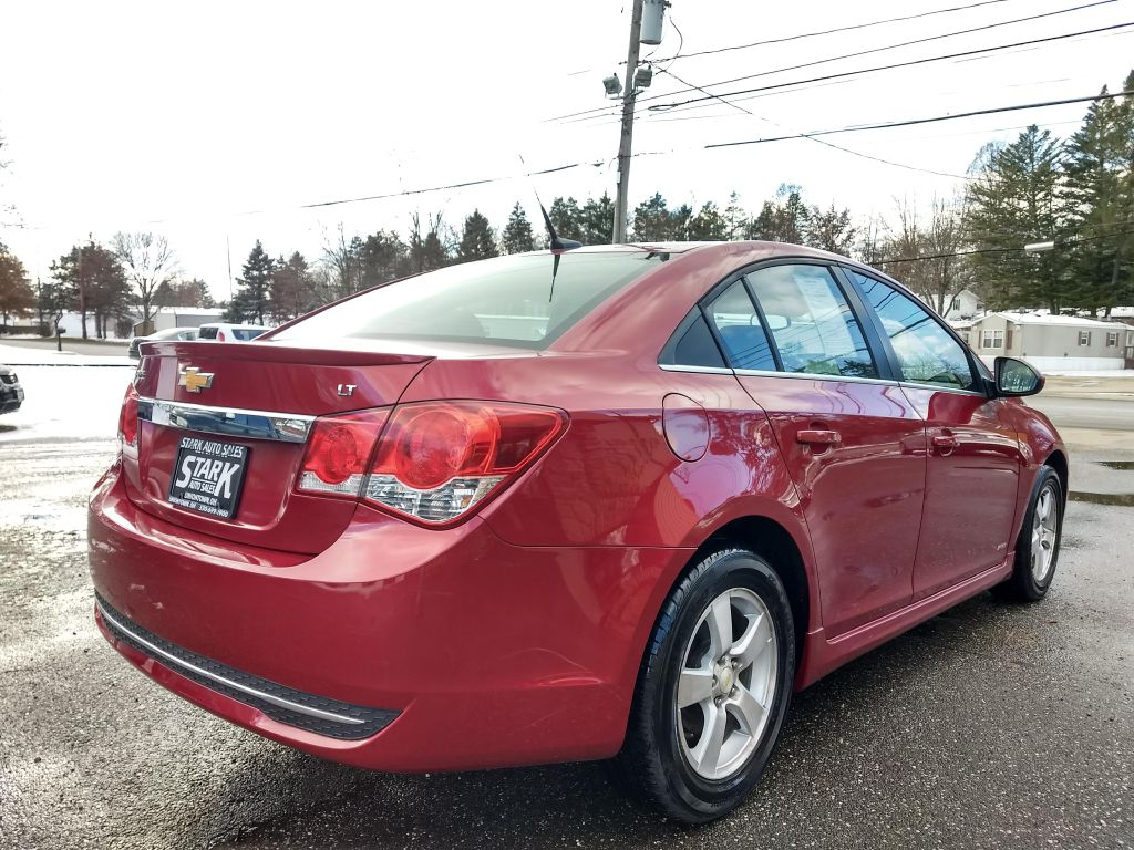 2011 CHEVROLET CRUZE LT for sale at Stark Auto Sales