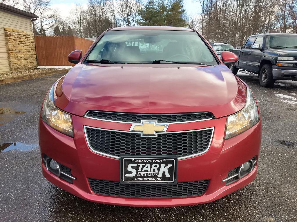 2011 CHEVROLET CRUZE LT for sale at Stark Auto Sales