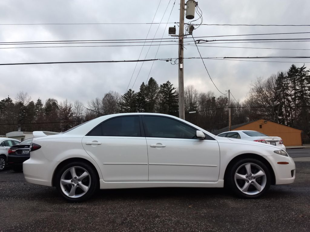 2007 MAZDA 6 I for sale at Stark Auto Sales