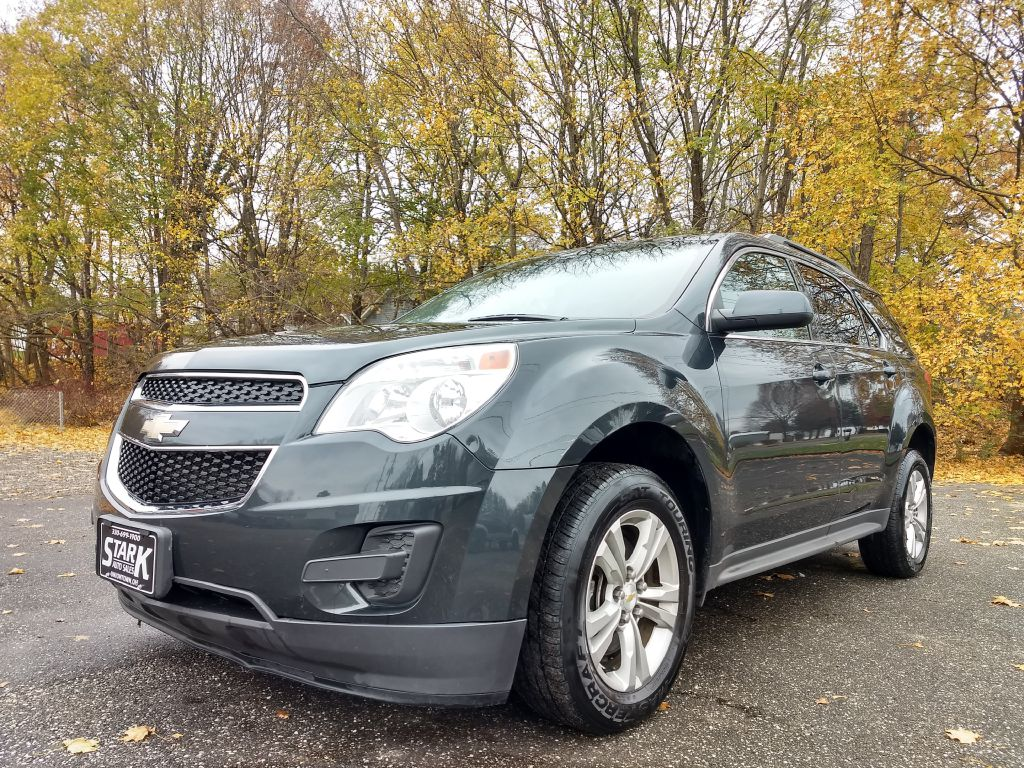2012 CHEVROLET EQUINOX LT for sale at Stark Auto Sales