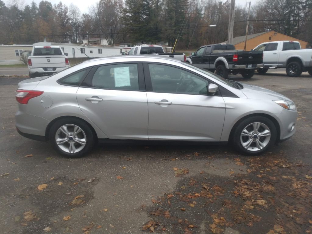 2014 FORD FOCUS SE for sale at Stark Auto Sales