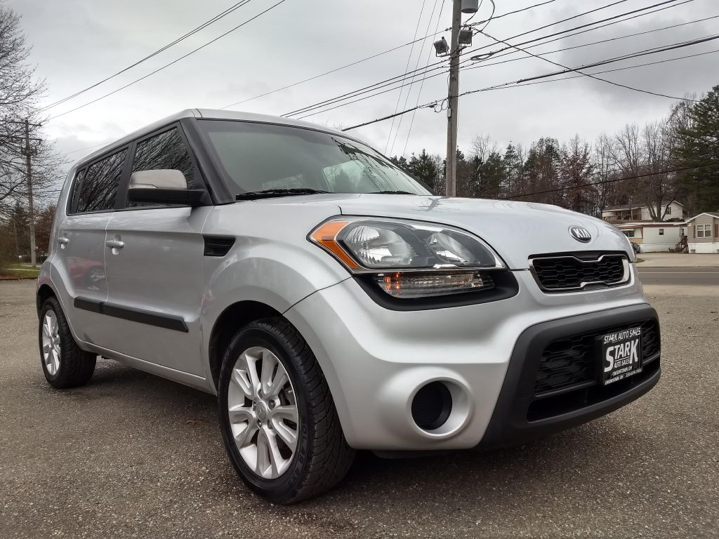 2013 KIA SOUL + for sale at Stark Auto Sales