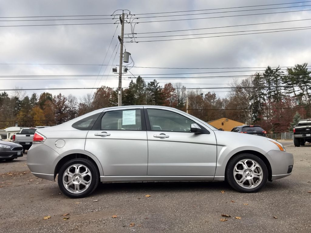 2009 FORD FOCUS SES for sale at Stark Auto Sales