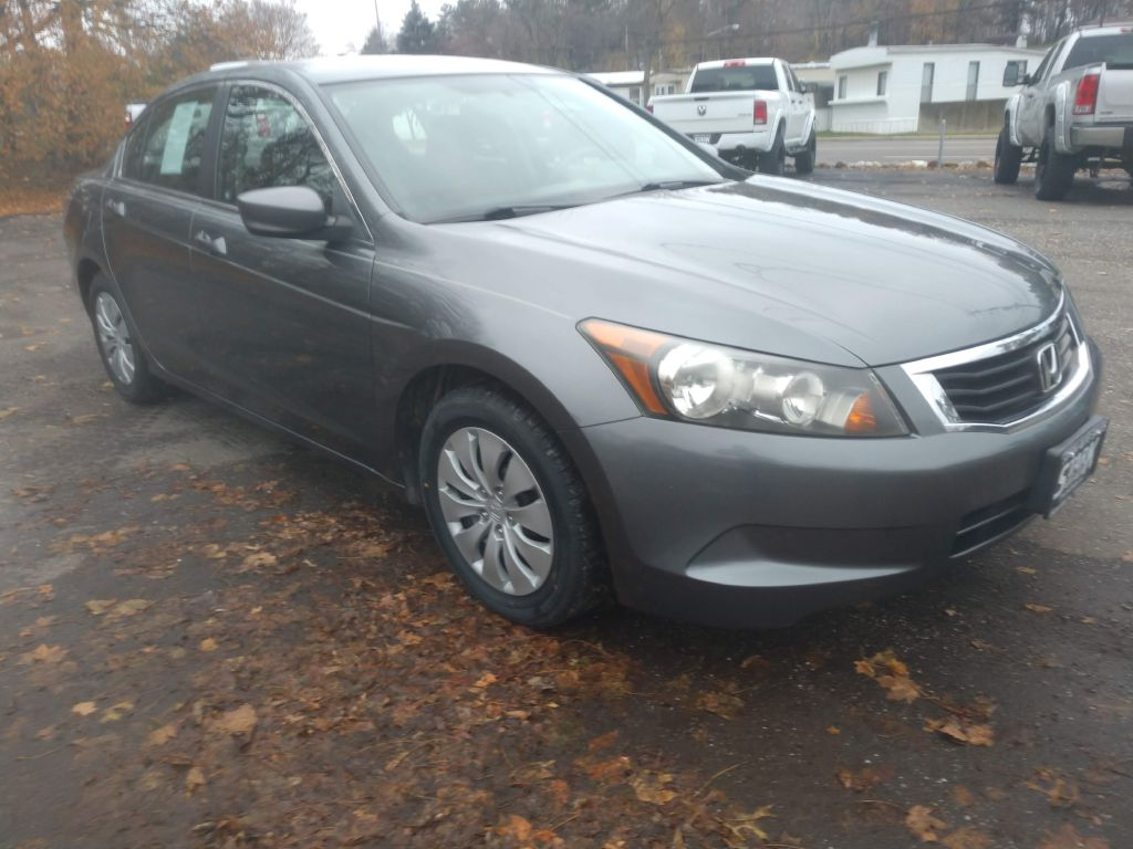 2009 HONDA ACCORD LX for sale at Stark Auto Sales