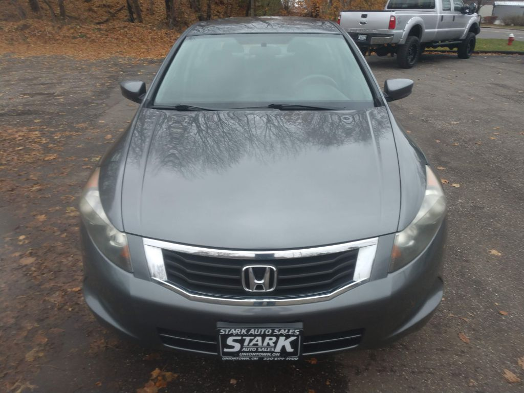 2009 HONDA ACCORD LX for sale at Stark Auto Sales
