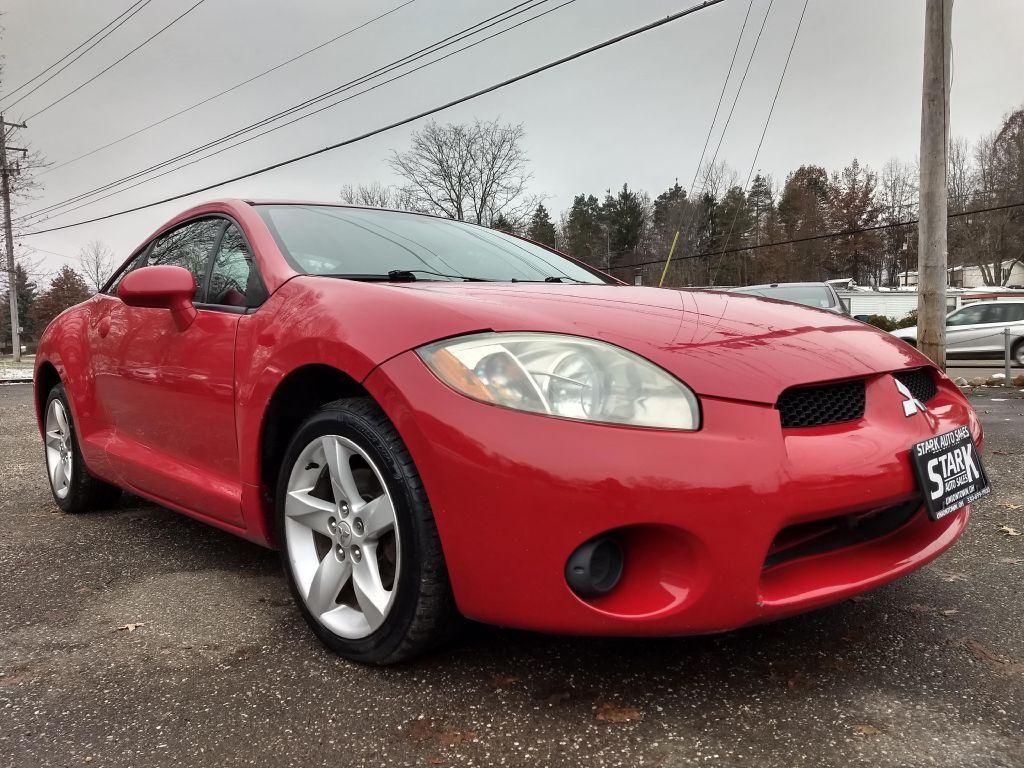 2007 MITSUBISHI ECLIPSE GS for sale at Stark Auto Sales