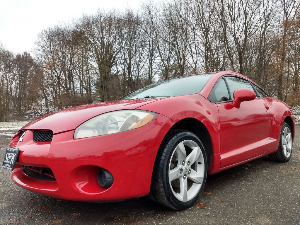 2007 MITSUBISHI ECLIPSE GS for sale at Stark Auto Sales