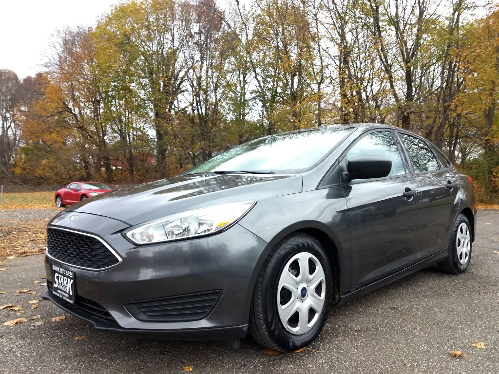 2016 FORD FOCUS S for sale at Stark Auto Sales