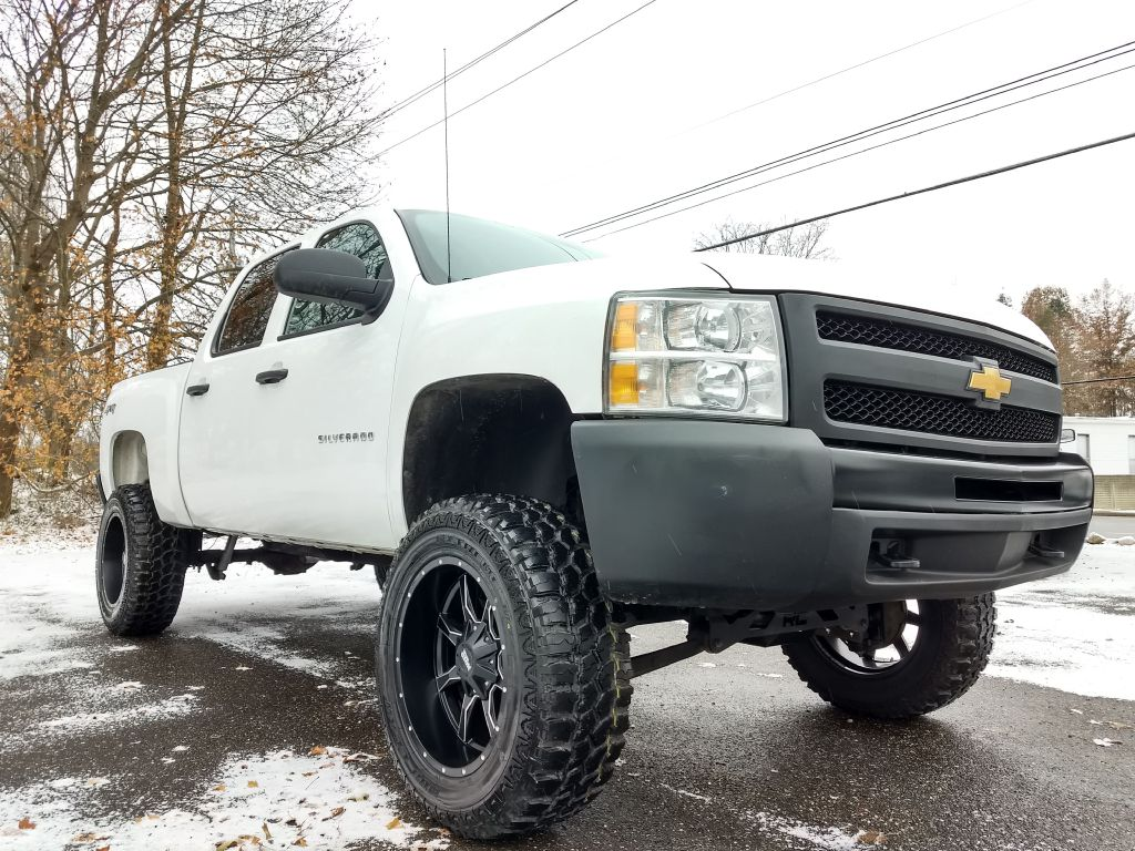 2013 CHEVROLET SILVERADO 1500  for sale at Stark Auto Sales