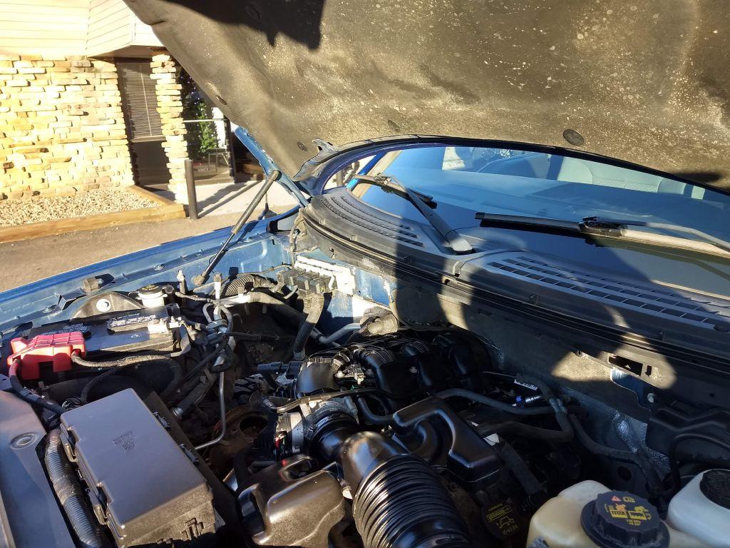 2011 FORD F150 SUPER CAB for sale at Stark Auto Sales