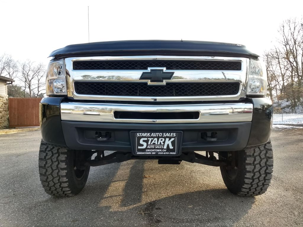 2011 CHEVROLET SILVERADO 1500  LT for sale at Stark Auto Sales
